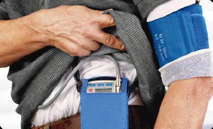 MAPA Monitorização Ambulatorial de Pressão Arterial de 24 horas