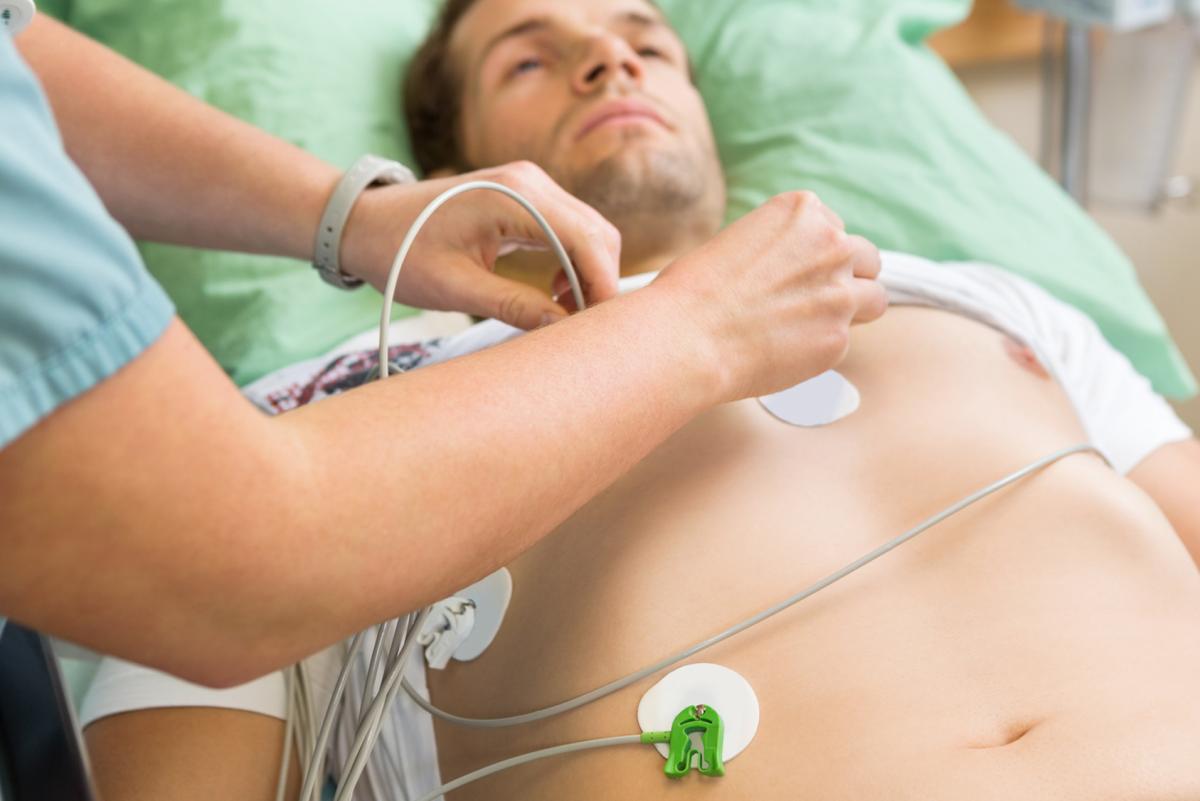 Eletrocardiografia Computadorizado